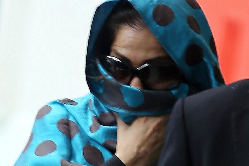 Gursharan Kaur Sharon Rachael was charged in court on Thursday (Dec 3) with seven counts of corruptly receiving $130,278 cash.