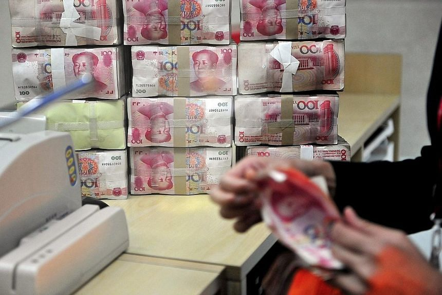 The question is whether China is content to have a global reserve currency, or if it aspires for the yuan to be as important to trade and finance as the US dollar is now.