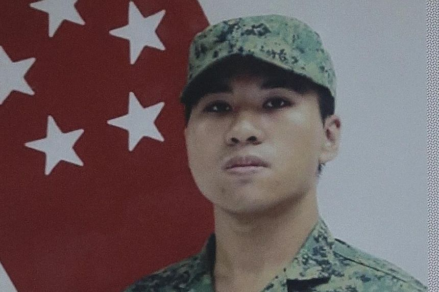 Mr Roy Ng, 22, an officer with Certis Cisco, died of GBS infection on Tuesday after falling ill on Nov 23.