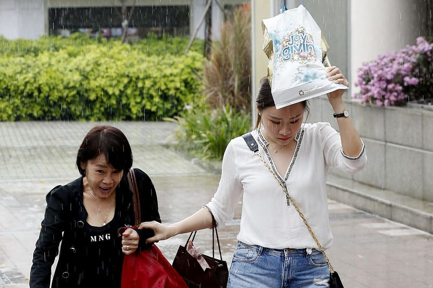 Last month, Singapore experienced thundery showers on most days due to inter-monsoon conditions.