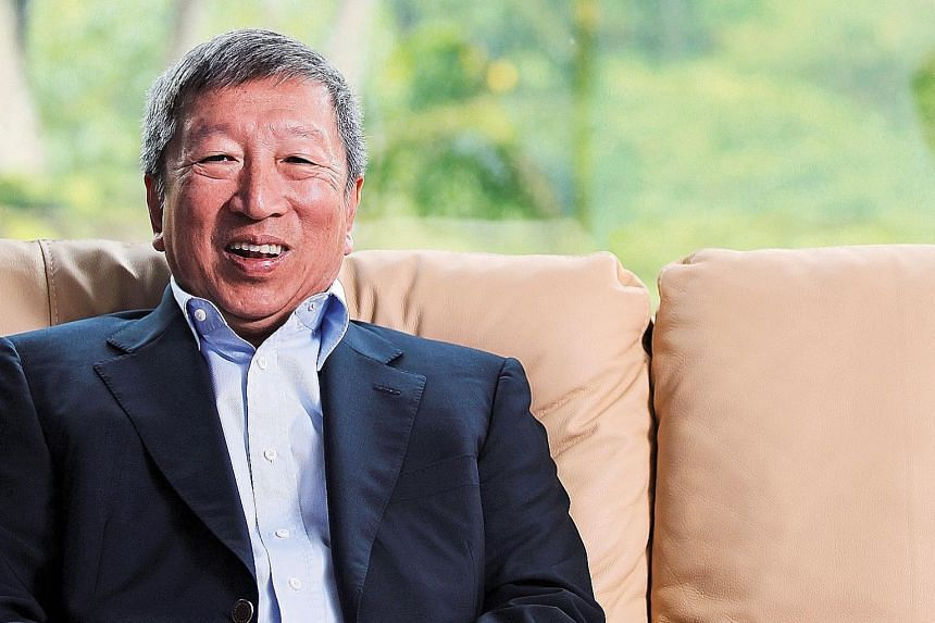 Mr Ng Ser Miang served as chairman of FairPrice for nine years. He has also been head of Singapore Sailing and has chaired the Singapore Sports Council.