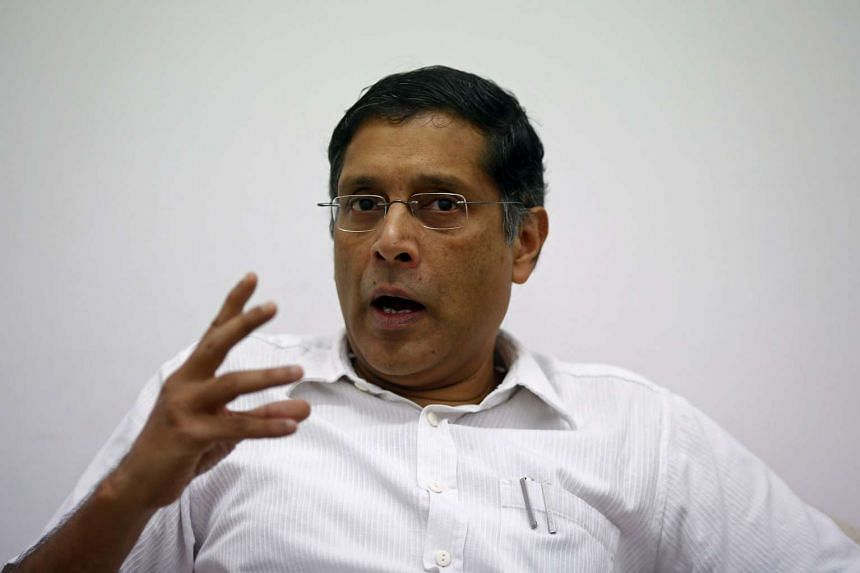 Arvind Subramanian, chief economic adviser at India's Finance Ministry.
