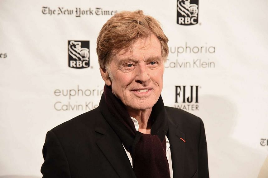 Robert Redford attends the 25th Annual Gotham Independent Film Awards.