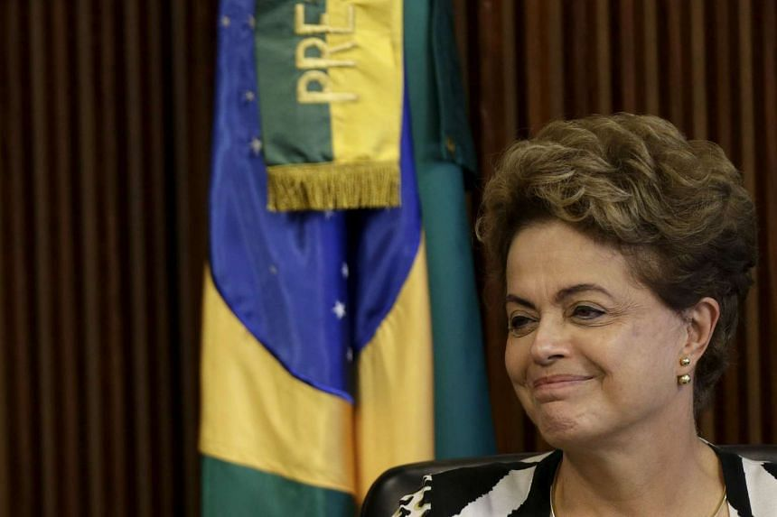 Brazil's Supreme Court rejected appeals from President Dilma Rousseff's allies.