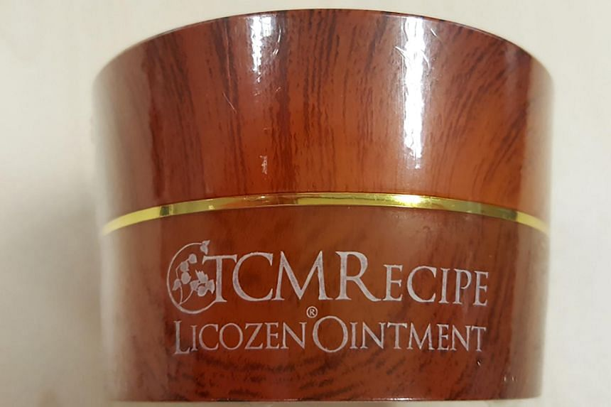 The HSA is alerting members of the public not to purchase or use TCM Recipe Licozen Ointment, which contains very high levels of arsenic.