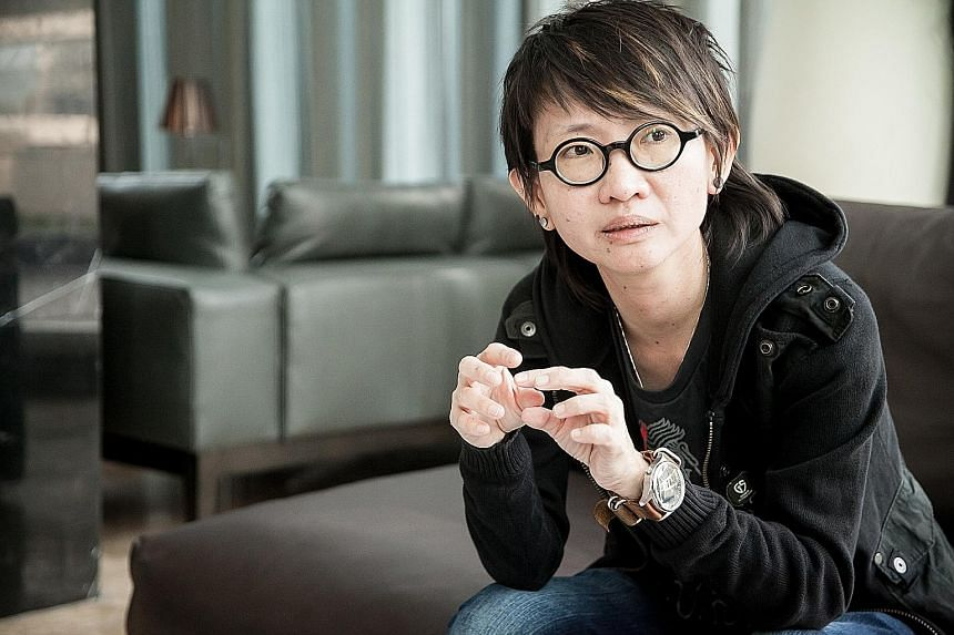Creative director Kelley Cheng finds inspiration in the arts.