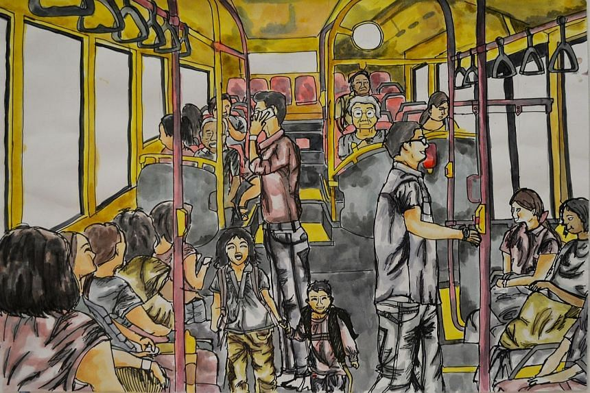 Bus Journey (2015).