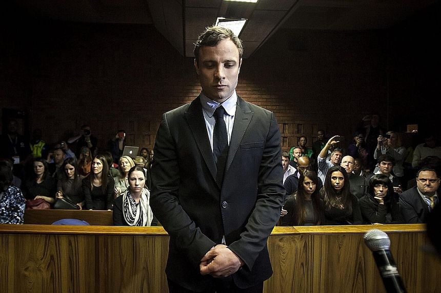 South African Paralympics star Oscar Pistorius had been convicted last year of culpable homicide for shooting dead his girlfriend. The latest ruling could send him back to jail for up to 15 years.