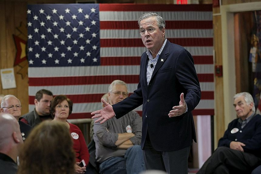 Former Florida governor Jeb Bush has proposed modernising reforms of Social Security and Medicare that avoid imposing high costs on middle-income Americans and a heavier debt burden on future generations, making him the only contender for the US pres