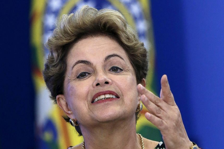 Ms Dilma Rousseff faces charges ranging from illegally financing her re-election to doctoring fiscal accounts this year and last. Impeachment hearings could take months and ultimately result in her ouster. She is expected to challenge any proceedings
