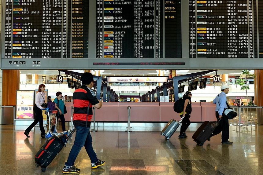 Singapore's Changi Airport. Airlines and related industries are a good bet amid depressed oil prices coupled with some optimism about global growth improving, says JP Morgan's Aditya Srinath.