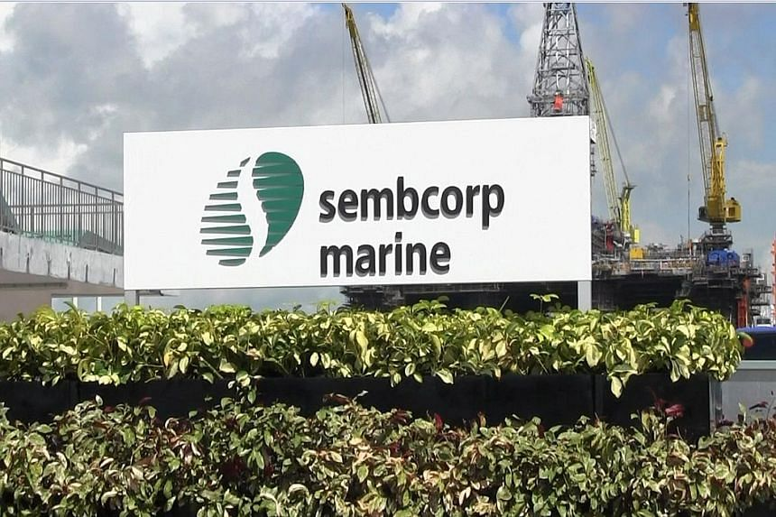 SembMarine issued a fourth-quarter profit warning on Tuesday due in part to customers deferring or seeking to defer rig orders.