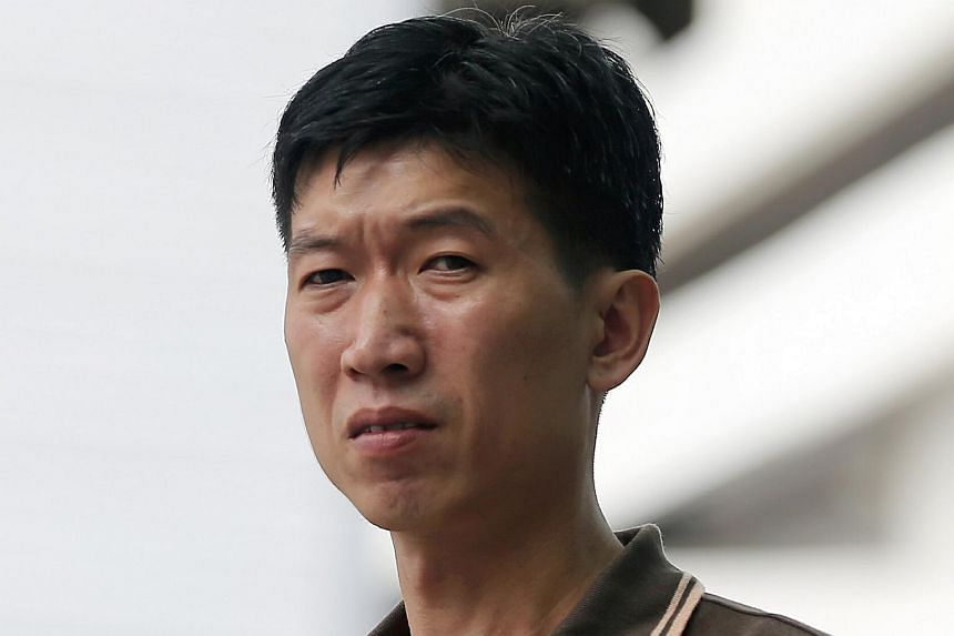 Lin Sin Jye had initially tried to cover up the abuse by buying an air ticket to send the victim home before the authorities could find out.