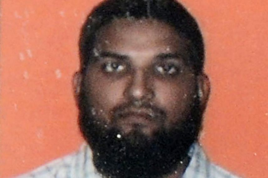 An ID photo of Syed Rizwan Farook found in his apartment.