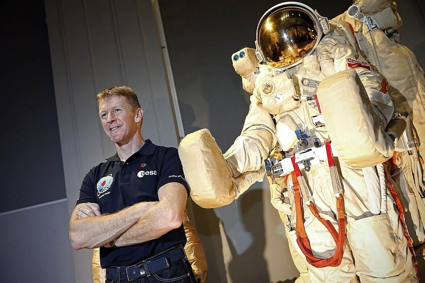 British astronaut Tim Peake will have a digital avatar representing him in the RunSocial app. He will also be able to see avatars of other runners who use the app during the marathon.