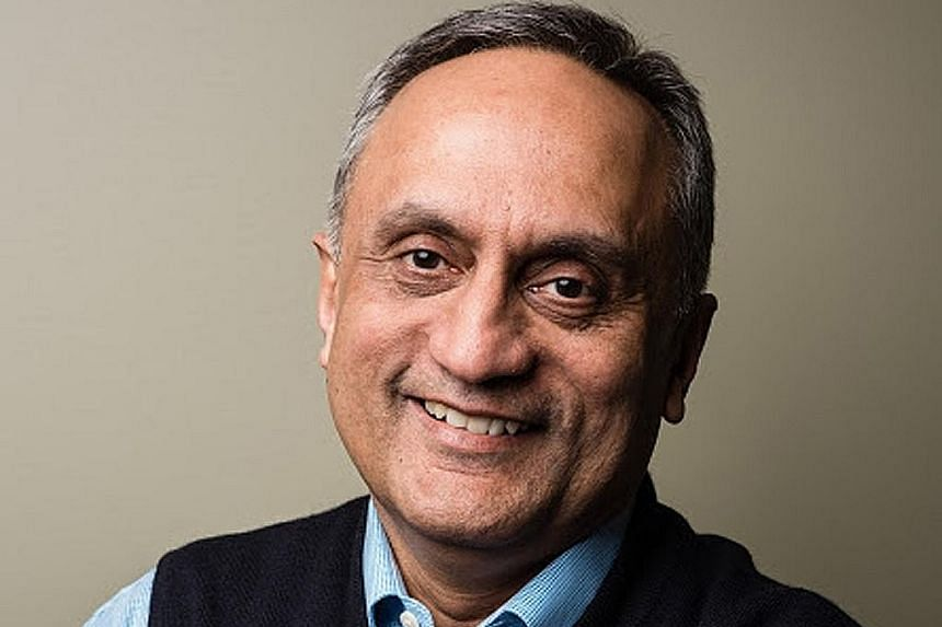 Mr Manoj Bhargava, chairman of Renew Group, says it is easier to do business in Singapore than anywhere else in the world.