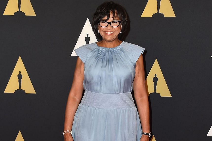 President Academy of Motion Picture Arts and Sciences Cheryl Boone Isaacs.