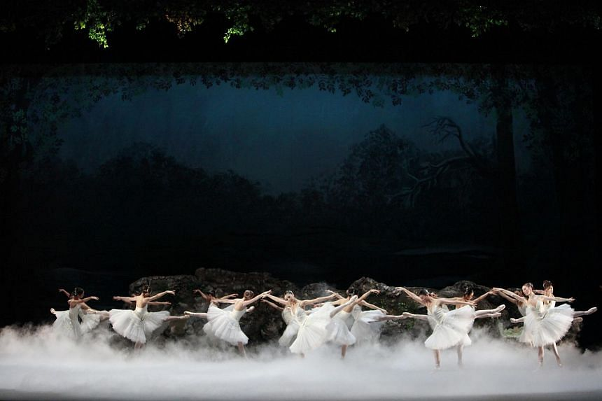 The Singapore Dance Theatre takes on the classic Swan Lake for their year-end performance.