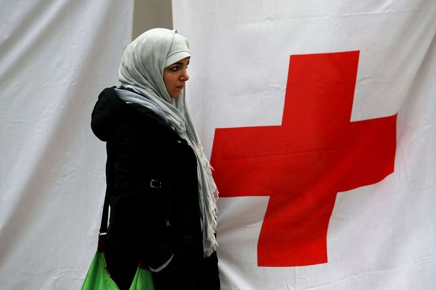The International Committee of the Red Cross said it is trying to establish relations with ISIS in order to provide humanitarian aid to those in the militant group's territories.