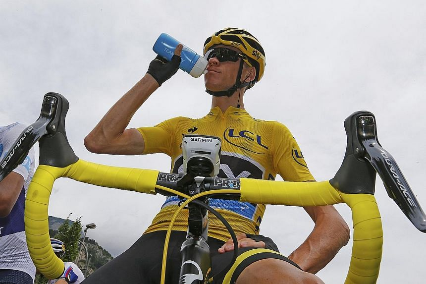Chris Froome, in a bid to prove he is clean, has undergone testing and released results. To further satisfy sceptics, Team Sky are considering the release of his daily power data during the Tour de France.