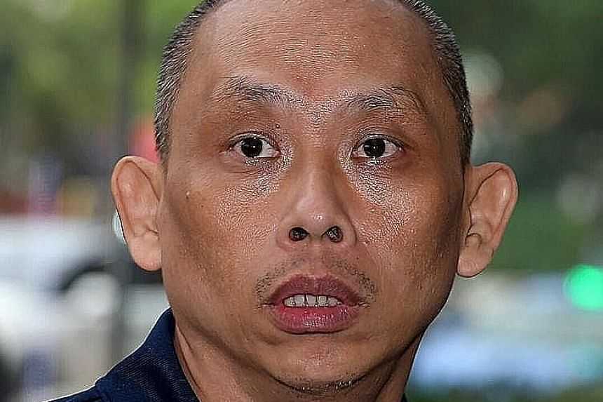 Dan Tan had been released on Nov 25 after being held for two years but was re-arrested last Tuesday.