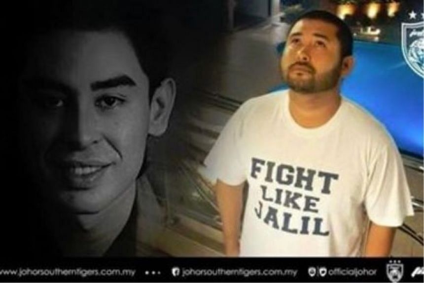 """Johor Crown Prince Tunku Ismail Sultan Ibrahim wrote that his brother had a """"humble, loving heart"""" in a Facebook post."""