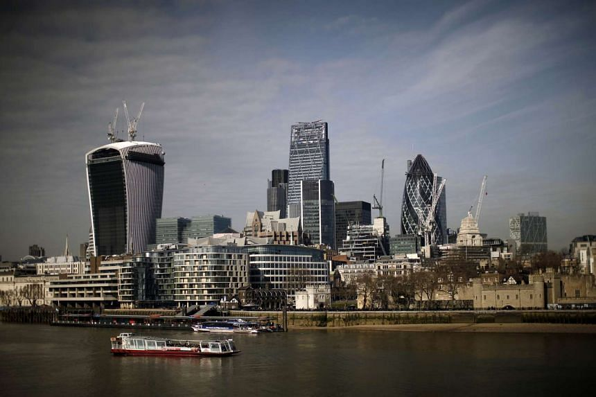 Singapore-based Aroland Holdings will be building London's tallest building near the skyscrapers known as The Cheesegrater (centre) and The Gherkin (right).