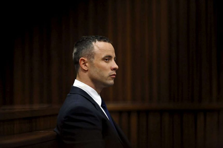 Former South African track star Oscar Pistorius will be in court on Tuesday, Dec 8, 2015, for a bail hearing.