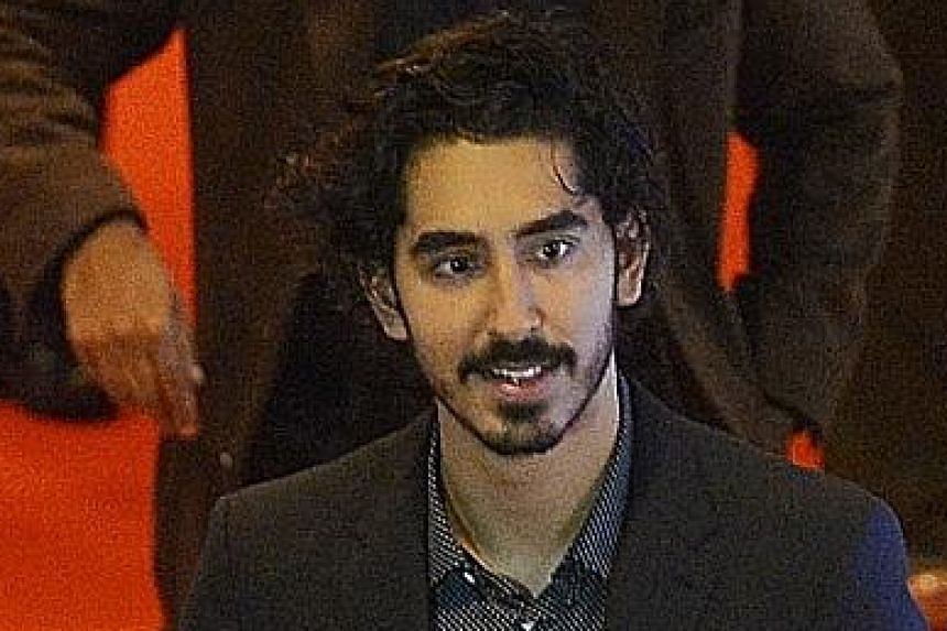 Slumdog Millionaire actor Dev Patel (above) attended the festival, while exiled Iranian film- maker Mohsen Makhmalbaf, whose works were screened here, was presented with an honorary award.