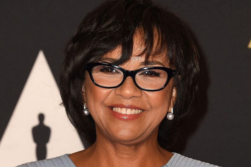 Ms Cheryl Boone Isaacs (above), Academy of Motion Picture Arts and Sciences president, says Eric Khoo's 2005 film Be With Me could have been submitted in a more general category. It was disqualified for having too much English dialogue in the Best Foreign