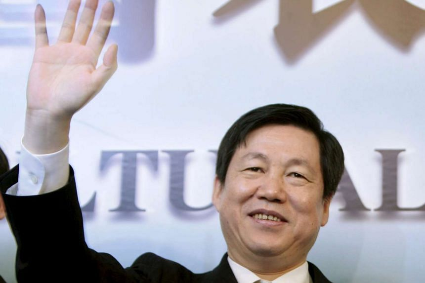 Agricultural Bank of China president Zhang Yun (pictured) resigned from his post, the bank reported.