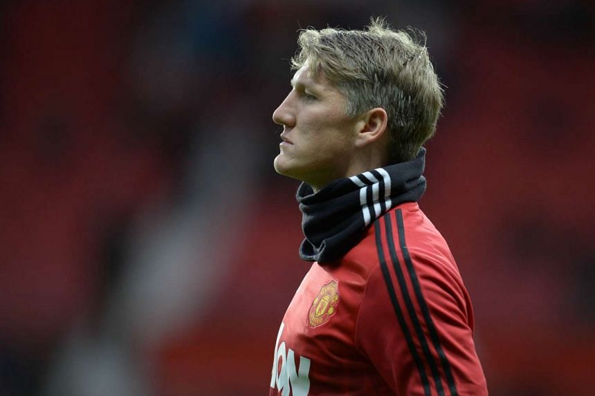 Manchester United manager Louis van Gaal said that midfielder Bastian Schweinsteiger can lead the team in the absence of captain Wayne Rooney.