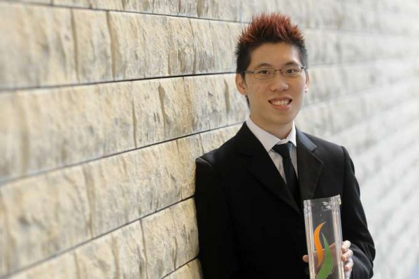 Mark Cheng, 23, executive director of Avelife, has been selected to receive an award from Britain's Queen Elizabeth II.