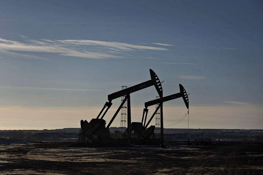 US crude fell below US$37 (S$51.87) per barrel for the first time since early 2009.