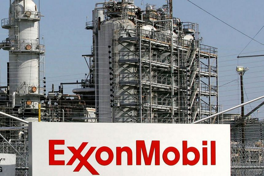 The Exxon Mobil refinery in Baytown, Texas, seen in this file photo taken Sept 15, 2008.