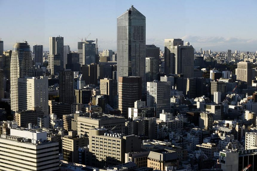 A view of Tokyo, Japan, on Nov 27, 2015.