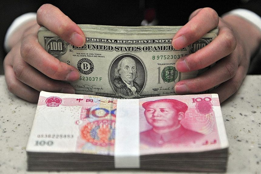 China's yuan has just joined the US dollar, British pound, EU euro and Japanese yen as a global reserve currency. The history of such currencies is correlated with political stability. After all, would you rely on a currency to retain its value if yo