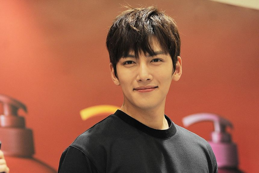 Ji Chang Wook will be starring in a new Korean-Chinese production, My Male God.