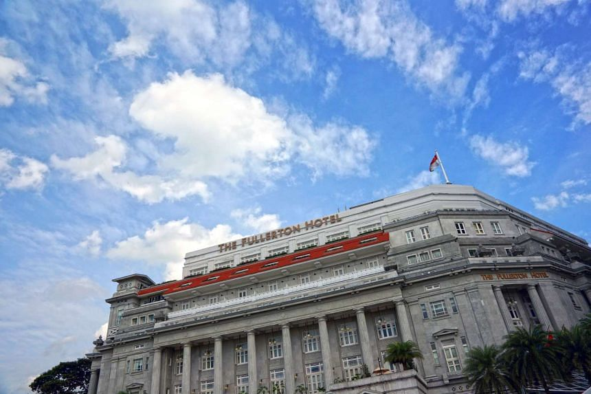 The National Heritage Board gazetted the iconic Fullerton Hotel as Singapore's 71st national monument in a ceremony yesterday (Dec 7).