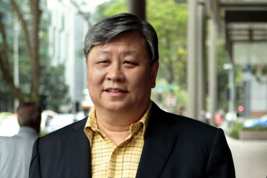 Dr Ting Choon Meng made statements against Mindef on the socio-political blog The Online Citizen.