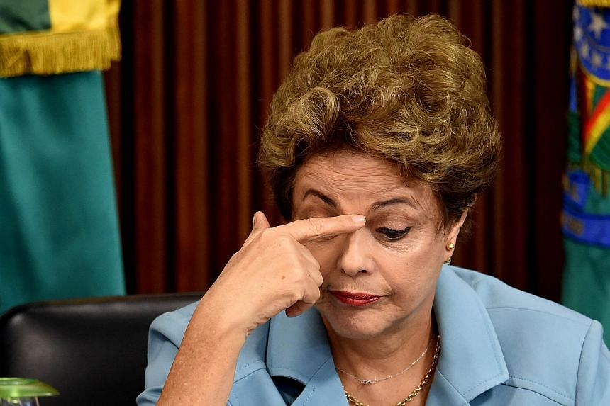 Brazilian President Dilma Rousseff is accused of illegal budgeting manoeuvres, but says the practices were long accepted by previous governments.