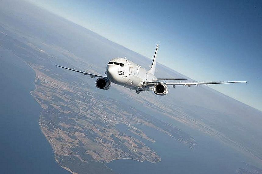 Deployment of the P-8 (above) is not part of the enhanced defence cooperation deal, but falls within the ambit of the 1990 Memorandum of Understanding and 2005 Strategic Framework Agreement.