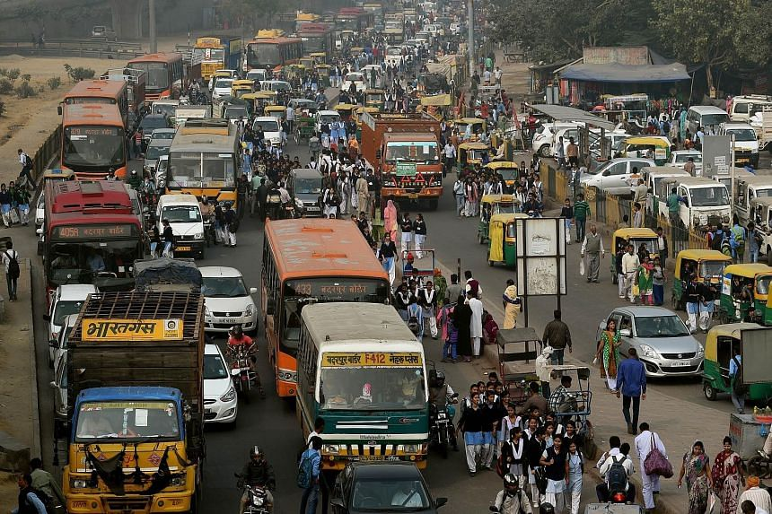 """India's capital adds 1,400 new cars daily and is becoming """"like a gas chamber"""", noted the Delhi High Court. The new scheme will allow cars on the road on alternate days based on the licence plates' last digit."""