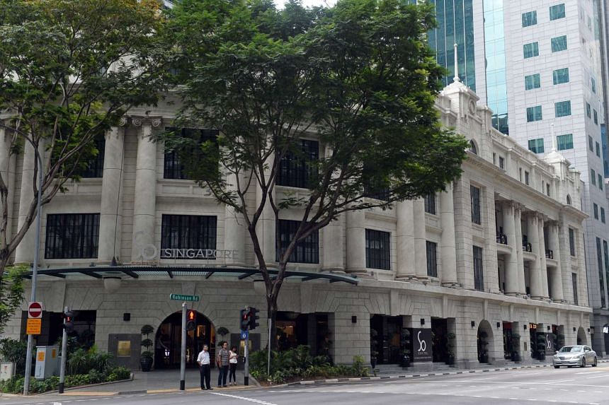 A file picture of Sofitel So in Singapore. Hotelier Accor SA has agreed to buy the owner of the luxury Fairmont, Raffles and Swissotel brands for about US$2.9 billion (S$4.1 billion) in shares and cash. Europe's biggest hotel operator will pay 46.7