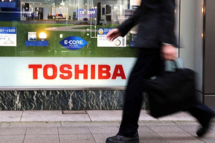 Toshiba, whose businesses range from home appliances to nuclear power, has been looking to restructure its operations as it works to recover from a US$1.3 billion (S$1.8 billion) accounting scandal.