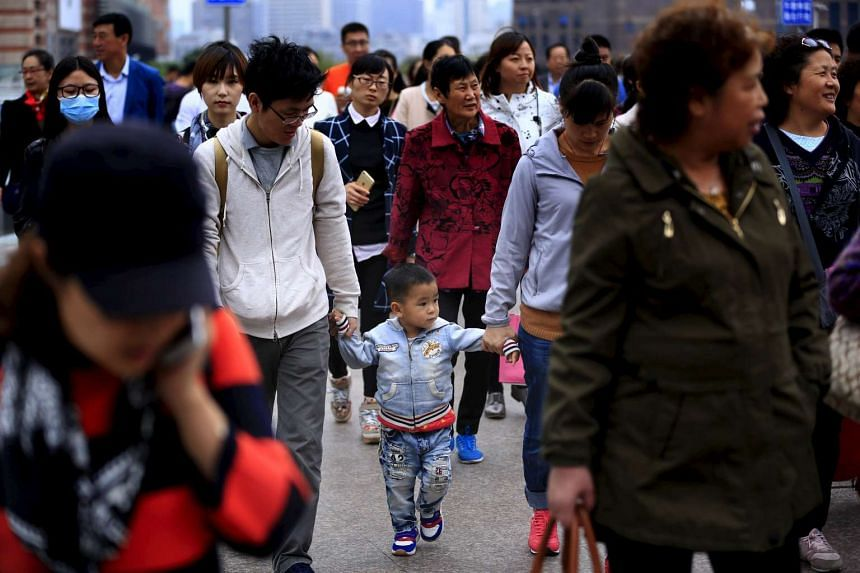 """An estimated 13 million Chinese do not have proper household registration permits, or """"hukou""""."""