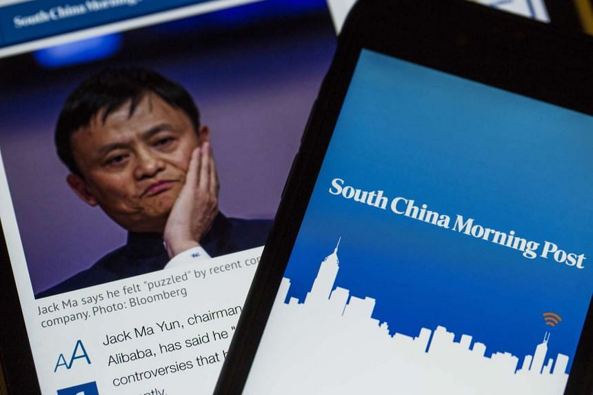 Alibaba, is buying one of Asia's oldest newspapers, the 112-year-old South China Morning Post.