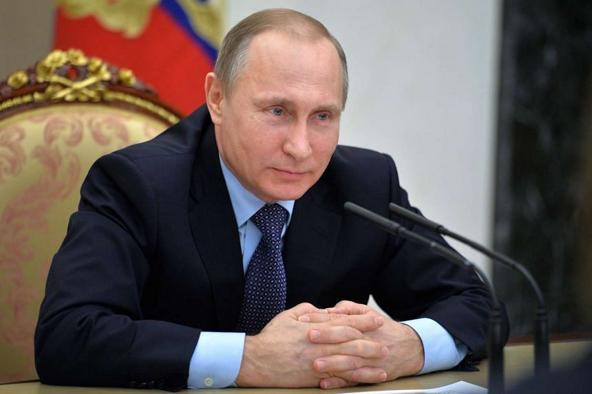 Russian President Vladimir Putin ordered his forces in Syria to take tough action on ISIS.
