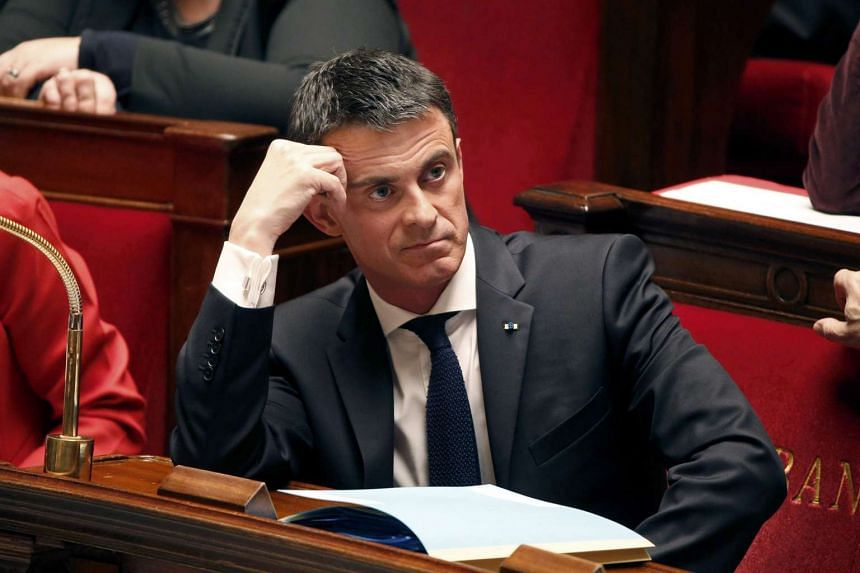 Efforts to crush ISIS will have to extend to Libya, said French Prime Minister Manuel Valls.