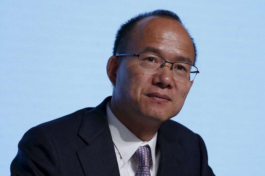 Billionaire Guo Guangchang.